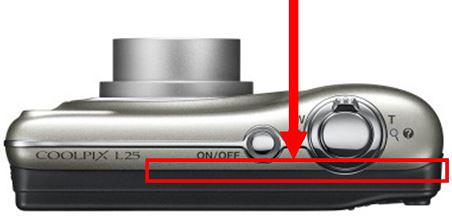 Nikon COOLPIX L25 Service Advisory (Image 1)