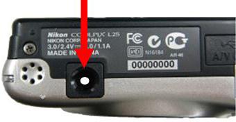 Nikon COOLPIX L25 Service Advisory (Image 2)
