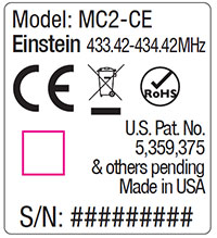 Pocketwizard Power MC Safety Notice 1
