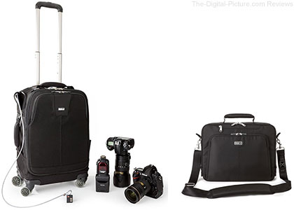 Think Tank Photo Announces Airport Roller Derby Camera Bag & My 2nd Brain Briefcases