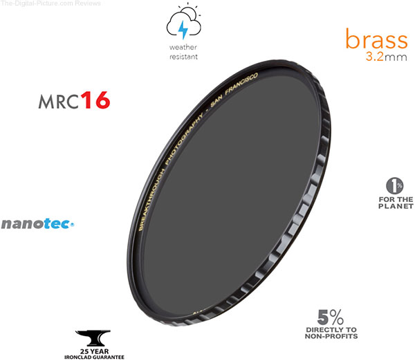 B&H Now Carrying Breakthrough Photography Filters