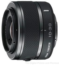 1 NIKKOR VR 10 30mm f 3.5 5.6 Lens Black Service Advisory 1