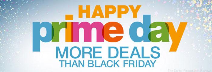 Amazon Celebrates Prime Day