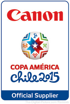 """Canon Provides an """"Assist"""" to Help Professional Photographers to Score High-Quality Images at Copa America Chile 2015"""