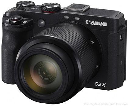 Canon G3 X Development Image