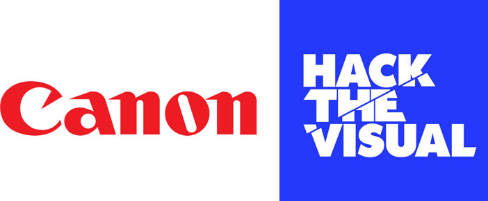 Canon Sponsors Hack the Visual