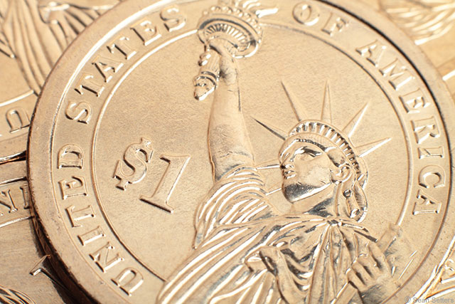 Dollar Coins Macro