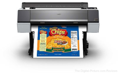 Epson Introduces New SureColor P-Series Large Format Printers