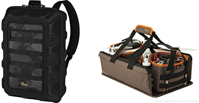 Lowepro DroneGuard CS 400 and DroneGuard Kit