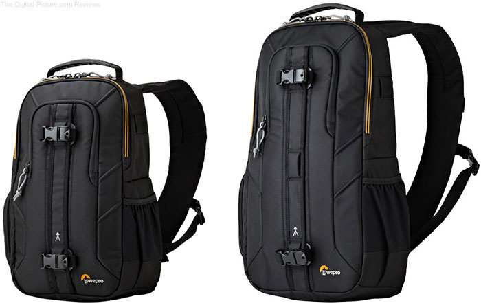 Lowepro Slingshot Edge 150 AW and 250 AW Bags