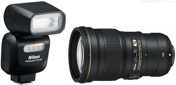 Professional Photographer Magazine Honors Nikon with Two 2015 Hot One Awards for Best Multi-Function Lens and Hot Shoe Flash