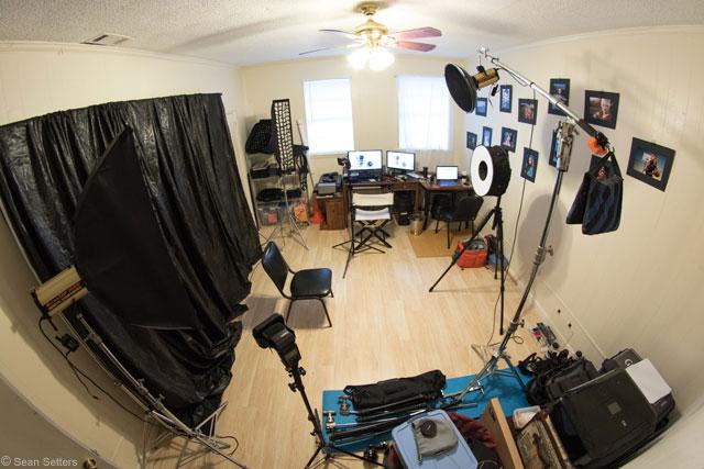 Personal Trainer Promo Shots Setup