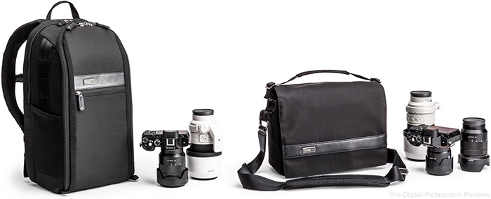 Urban Approach 15 Backpack and Urban Approach 10 Shoulder Bag