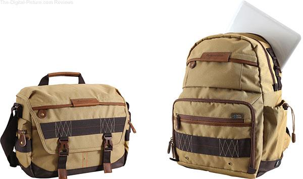 Vanguard Havana Shoulder Bag and Backpack