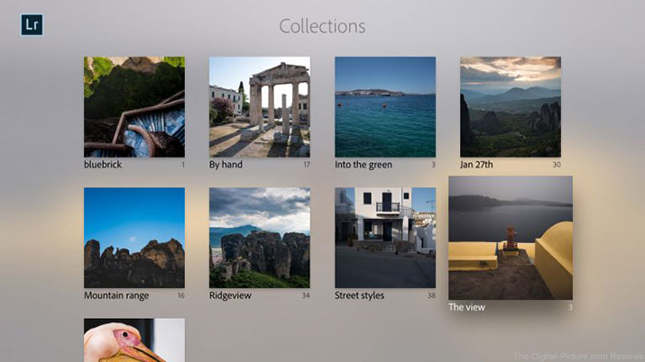 Adobe Announces Lightroom for Apple TV