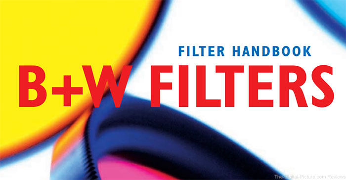 B+W Filter Handbook Cover Screenshot