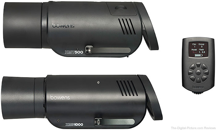 Bowens Launches Generation X Flash Range