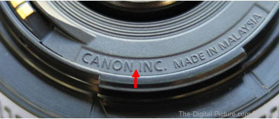 Canon EF 50mm f/1.8 II Genuine Lens