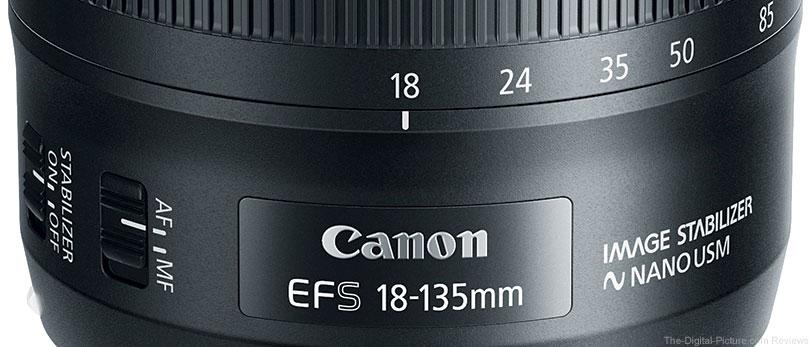 Canon NANO USM Label