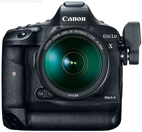 Canon EOS-1D X Mark II with EF 24-70mm f/2.8L II USM and WFT-E8A