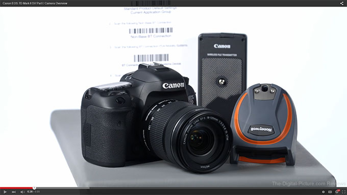 Canon EOS 7D Mark II Studio Version Overview 1