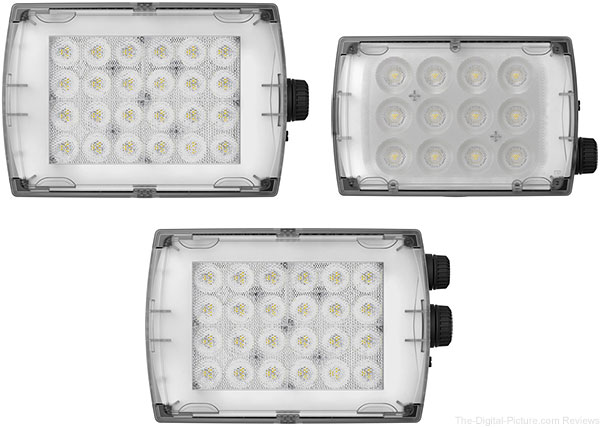 Manfrotto Introduces MICROPRO2, SPECTRA2 and CROMA2 LED Lights