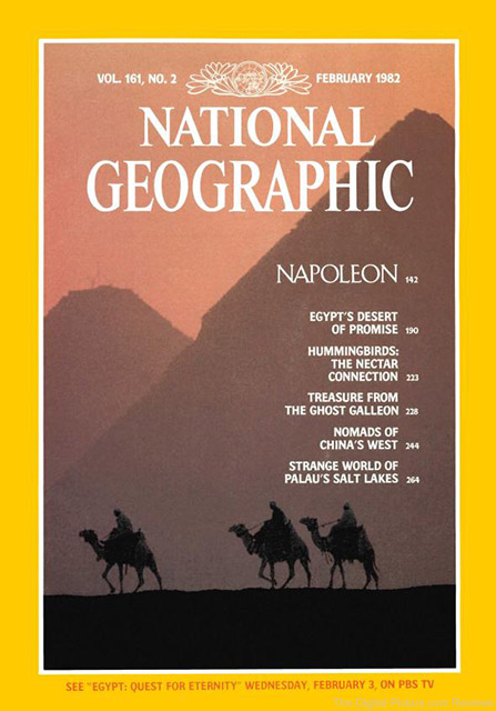 Nat Geo Article: How We Spot Altered Pictures