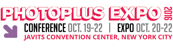 PhotoPlus Expo 2016 Logo