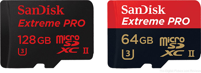 SanDisk Launches New microSDXCs with World's Fastest Transfer Speed