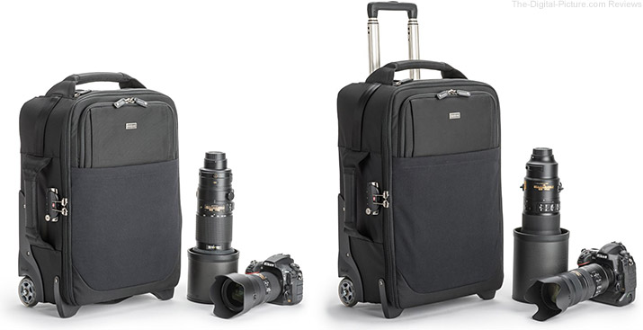 Think Tank Photo Airport International and Security V3.0 Rolling Camera Bags