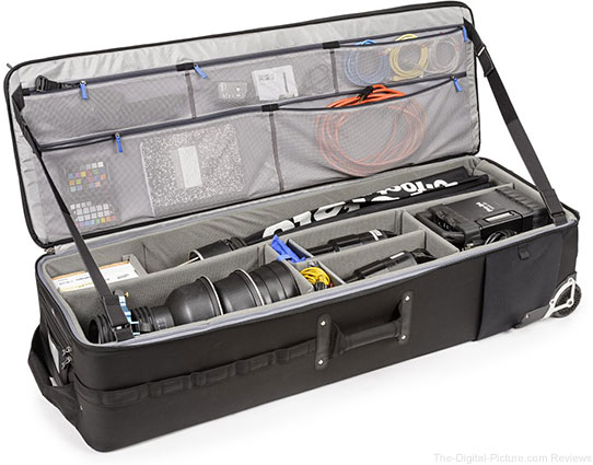 Production Manager 50 Rolling Photography Equipment Case Honored in Professional Photographer Magazine's 2017 Hot Ones