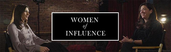 """B&H """"Women of Influence"""" Banner"""