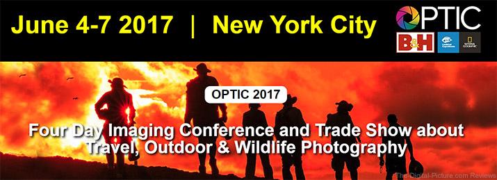 B&H OPTIC 2017 (June 4-7) Registraton Now Open