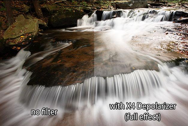 Breakthrough Photography X4 Depolarizer Filter Example