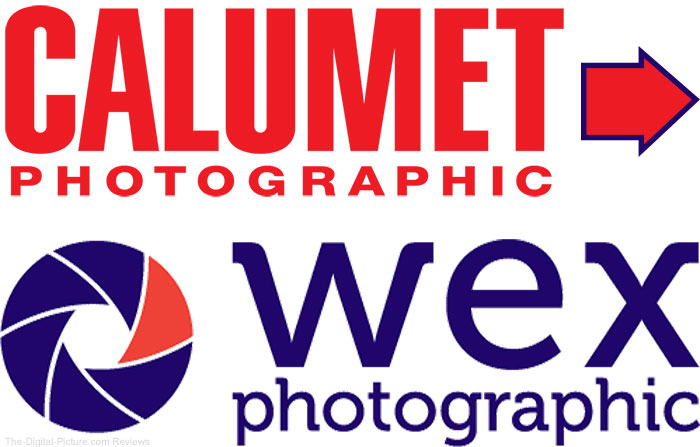 Calumet Photographic Merges with Wex Photographic
