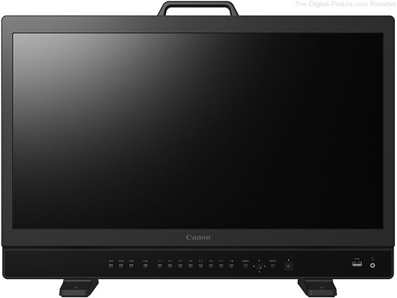 Canon DP-V2411 4K HDR Reference Display