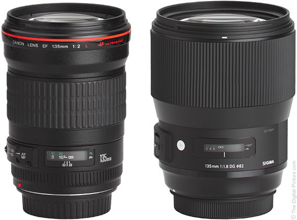Should I Get the Canon EF 135mm f/2L USM or the Sigma 135mm f/1.8 Art Lens?