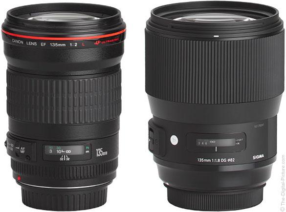 Should I Get the Canon EF 135mm f/2L USM or the Sigma 135mm f/1.8 Art Lens?