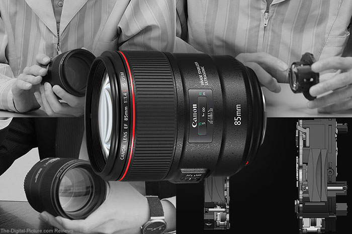 Canon EF 85mm f/1.4L IS USM Lens Developers' Article Banner