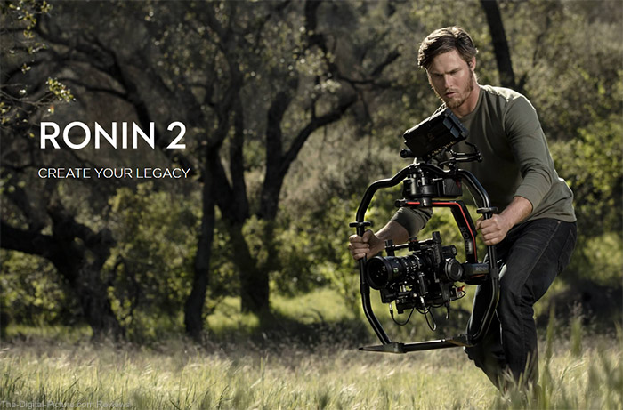 DJI Ronin 2 Announcement Banner
