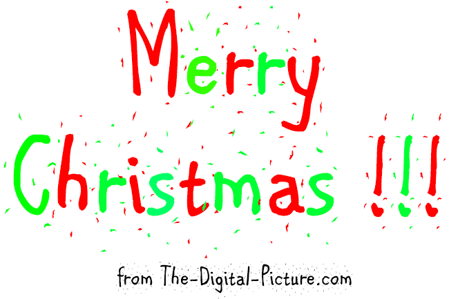 Merry Christmas from The-Digital-Picture.com