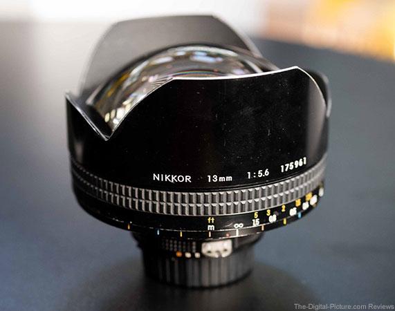Nikon 13mm f/5.6 AI-S Lens