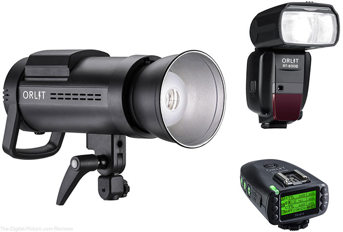 Orlit Wireless Monolight and Flash System