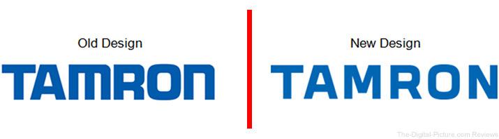 Tamron Logo Change (Feb 2017)
