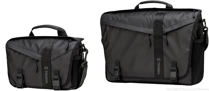 Tenba DNA 8 & DNA 15 Slim Special Edition Messenger Bags