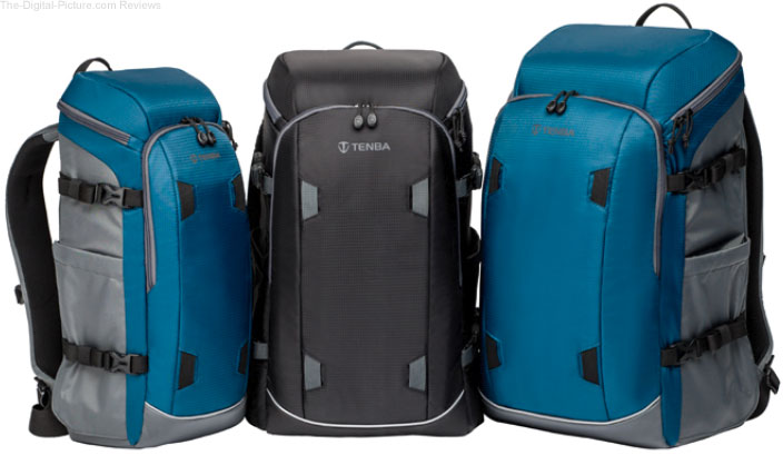 Tenba Enters Outdoor Enthusiast Market with New Solstice Backpacks