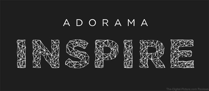 Don't Miss the Adorama Inspire NYC Event, June 25 - July 1