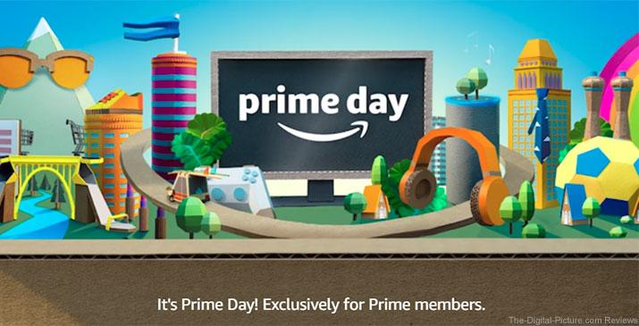 Now Live: Amazon Prime Day 2018