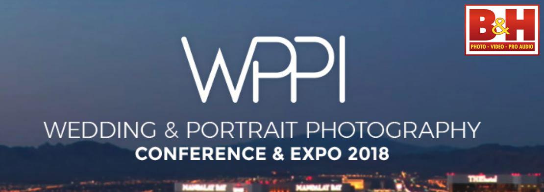 B&H WPPI 2018 Banner