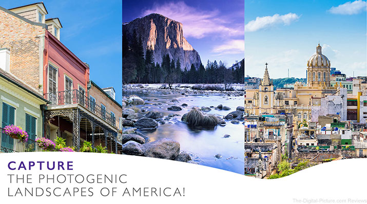 BenQ Hosts American Landscapes Photo Contest